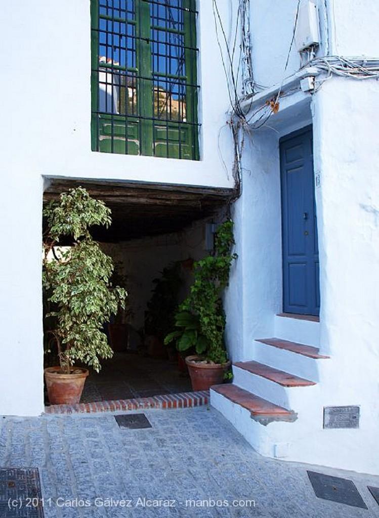 Frigiliana Patio Málaga