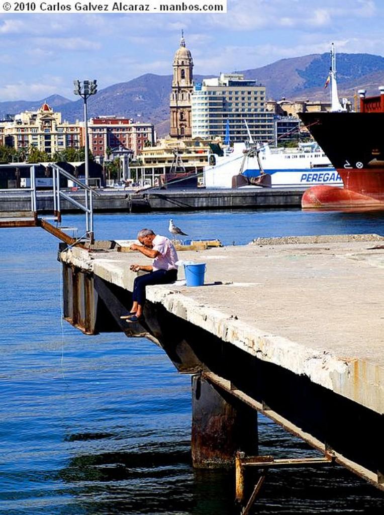 Malaga Cruceros Malaga