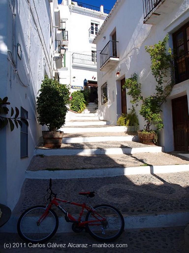 Frigiliana Puerta Málaga