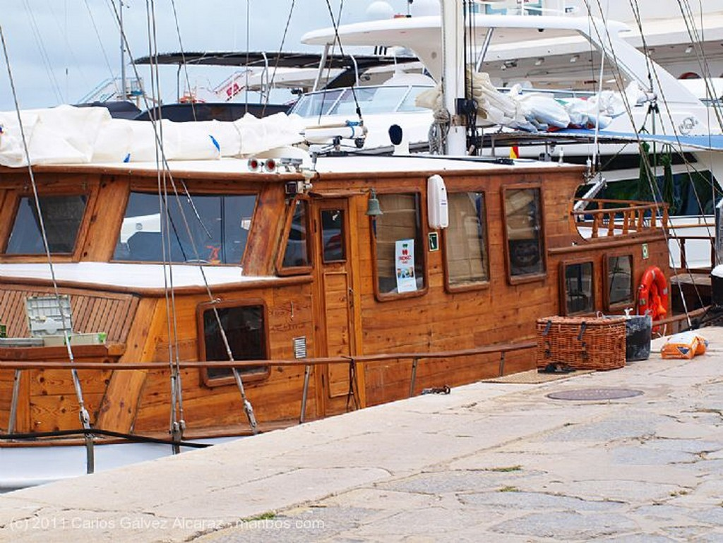 Ibiza Clásico velero Islas Baleares