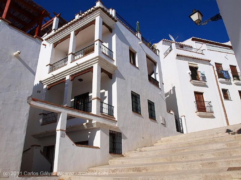 Frigiliana Area de juego Málaga