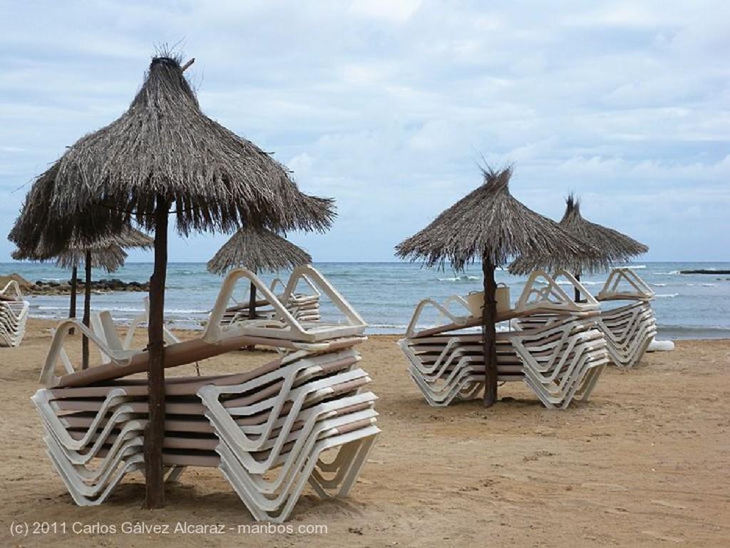 Ibiza Sombrilla y hamacas Islas Baleares