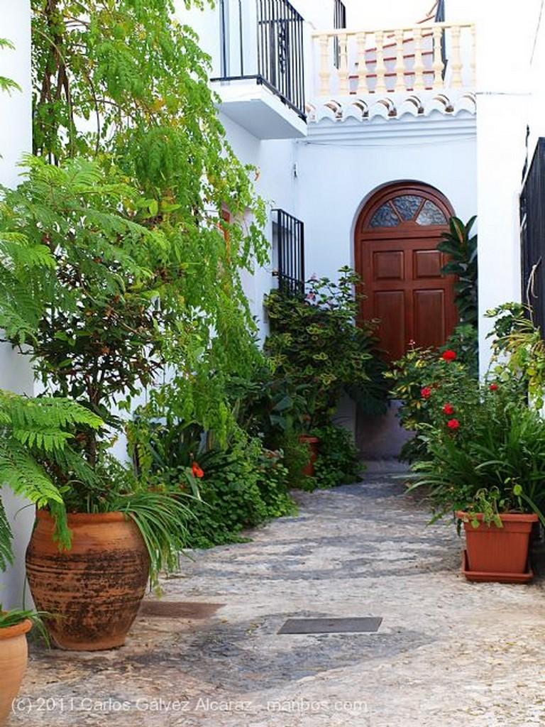 Frigiliana Calle Málaga