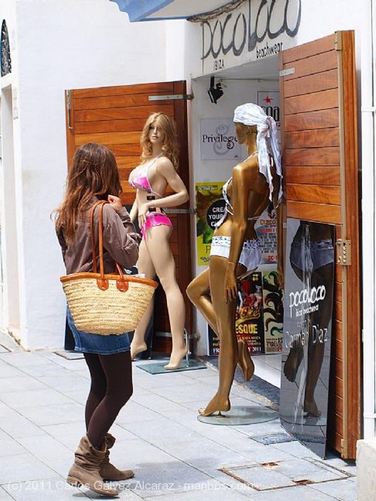 Ibiza Maniquí Islas Baleares