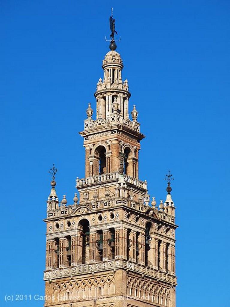 Sevilla Giralda. Sevilla