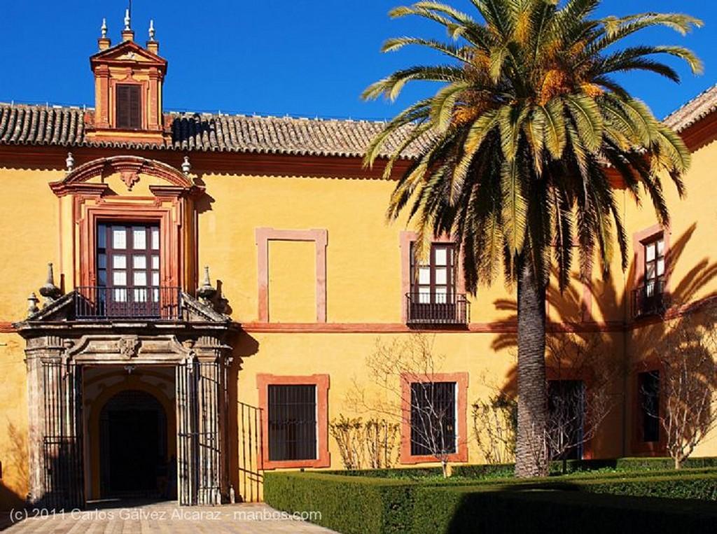 Sevilla Puerta de entrada. Sevilla