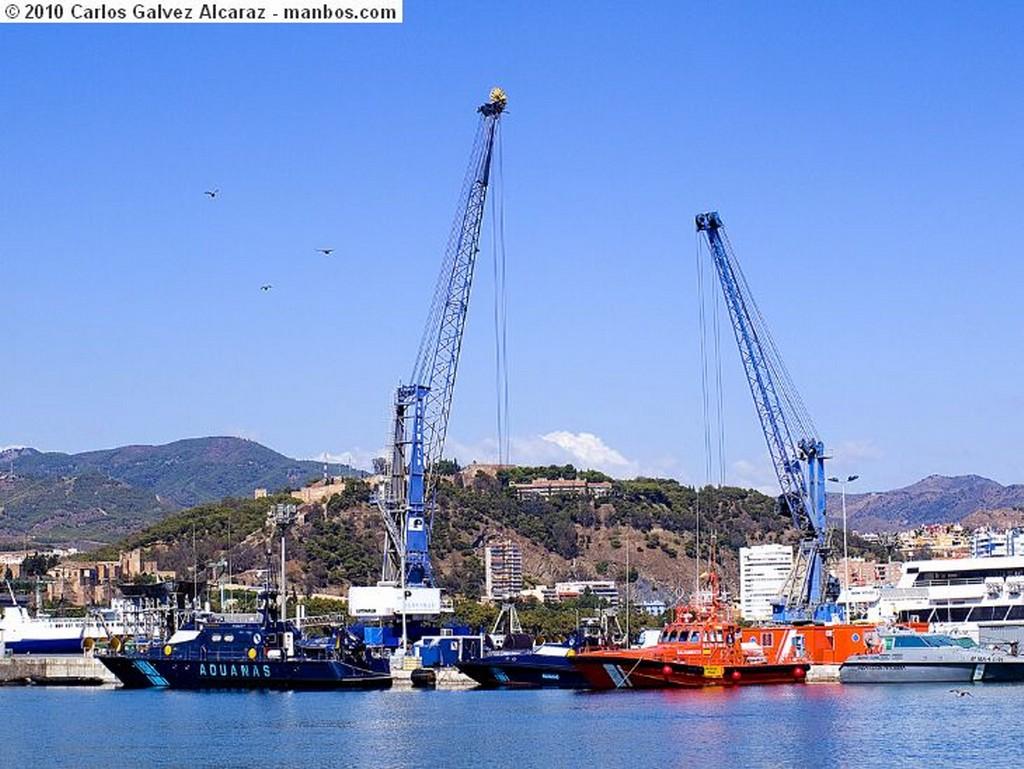 Malaga Puerto Malaga