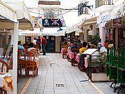Barrio pesquero, Ibiza, España