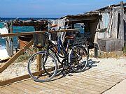 Embarcadero en Formentera., Formentera, España
