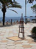 Camera COOLPIX P6000 Paseo marítimo Carlos Gálvez Alcaraz Gallery IBIZA Photo: 26753