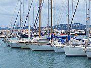 Puerto deportivo de Ibiza, Ibiza, España