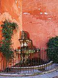 Fuente en Sevilla, Sevilla, España