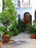Foto de Frigiliana, España - Patio