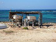Playa de Formentera., Formentera, España