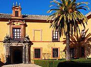 Reales Alcázares, Sevilla, España