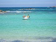 Playa en Formentera., Formentera, España