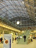 Camera Canon PowerShot G7 St. Pancras International Train Station José Luis Antúnez Gallery LONDON Photo: 17336