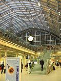 Estacion de St. Pancras, Londres, Reino Unido
