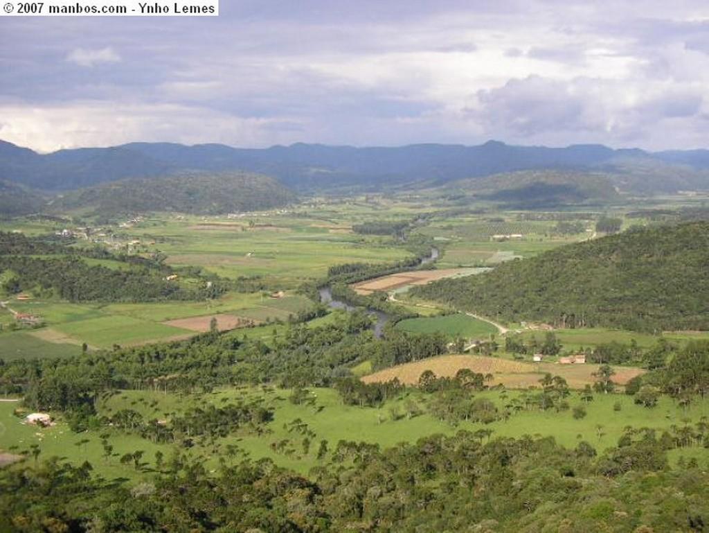 Urubici Alto da serra Santa Catarina