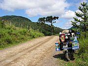 Camara Olympus C310Z estrada de terra Ynho Lemes URUBICI Foto: 12180