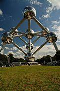 Atomiun, Bruselas, Belgica