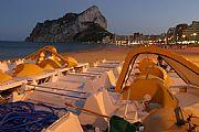 Playa de Calpe, Calpe, España