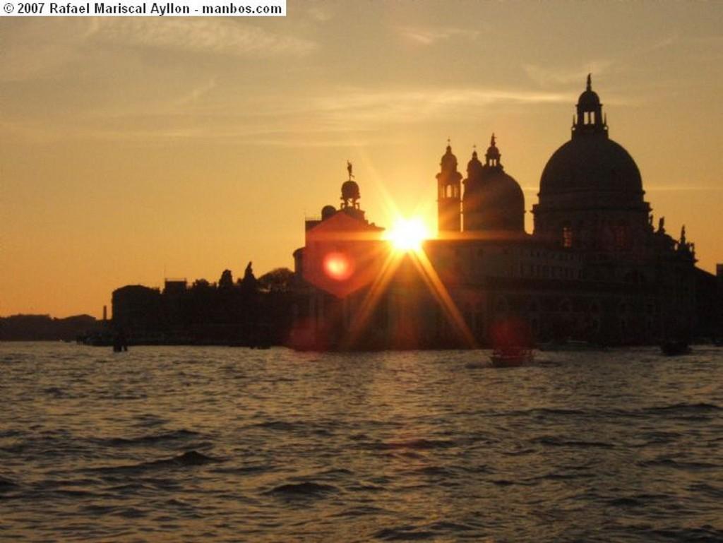 Venecia El gran canal Venecia