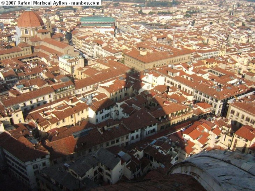 Florencia Florencia entre niebla Florencia