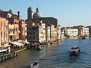 Camera FinePix E500 El gran canal Rafael Mariscal Ayllon Gallery VENICE Photo: 14784