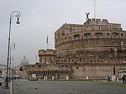 Camera Sony CyberShot DSC-W1 Castillo San Angelo Rafael Mariscal Ayllon Gallery ROME Photo: 14787