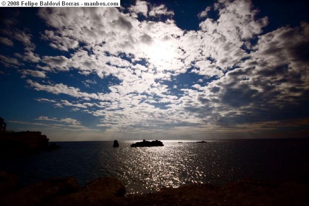 isla de Tabarca portal trasero isla de tabarca Alicante
