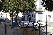Camara Canon EOS 50D reloj de sol de antonio miró en otos Felipe Baldovi Borras OTOS Foto: 18030