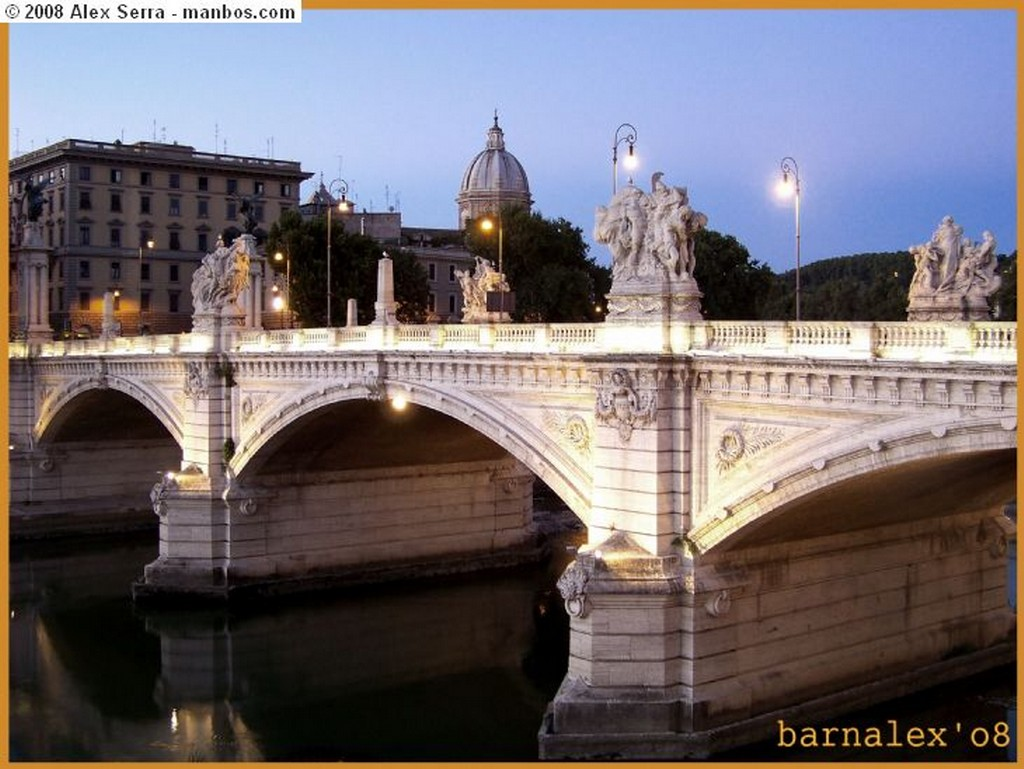 Roma Amanecer en Roma Roma