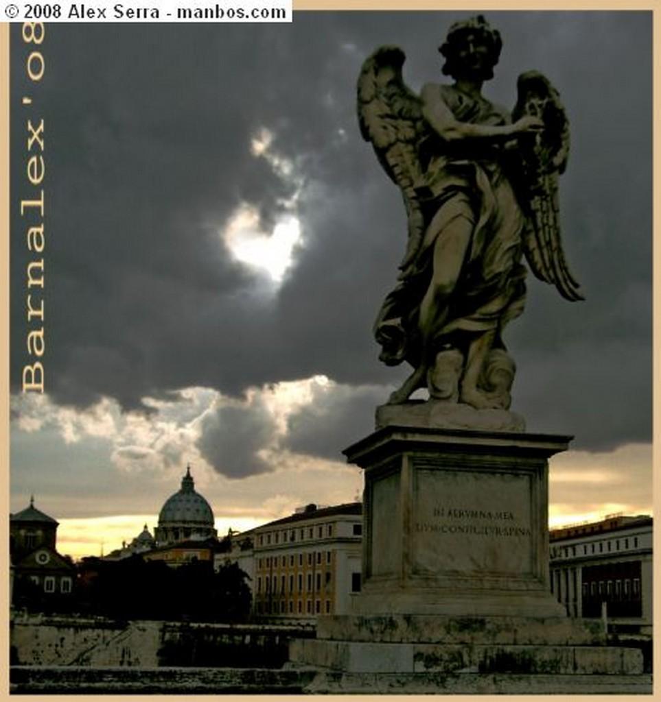 Roma Semaforo en 4 Fontanas Roma