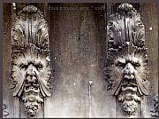 Camara kodak z812is Demonios en las Fachadas Alex Serra ROMA Foto: 17447