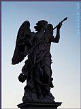 Camara kodak z812is Angel con Lanza Alex Serra ROMA Foto: 17462