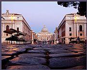 San Pietro Solitario, Roma, Italia
