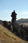 Monumento al Minero, Puertollano, España