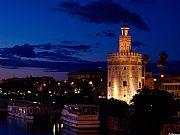 Camara Olympus E-510 Torre del Oro Jesús Cárdenas Cárdenas SEVILLA Foto: 18374