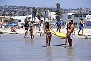 Paciific beach, San Diego, Estados Unidos