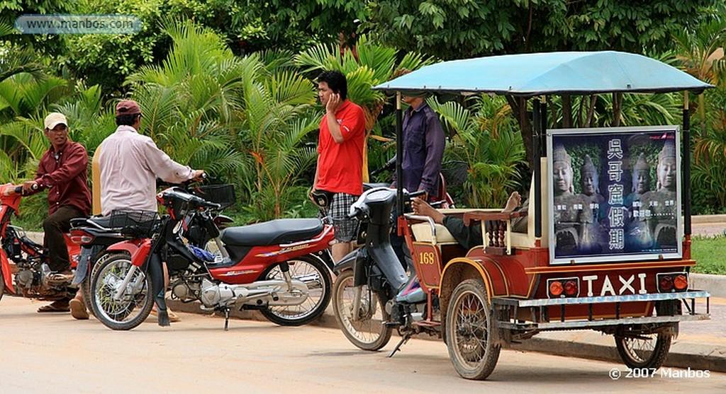 Rio Tonle Sap Siem Reap