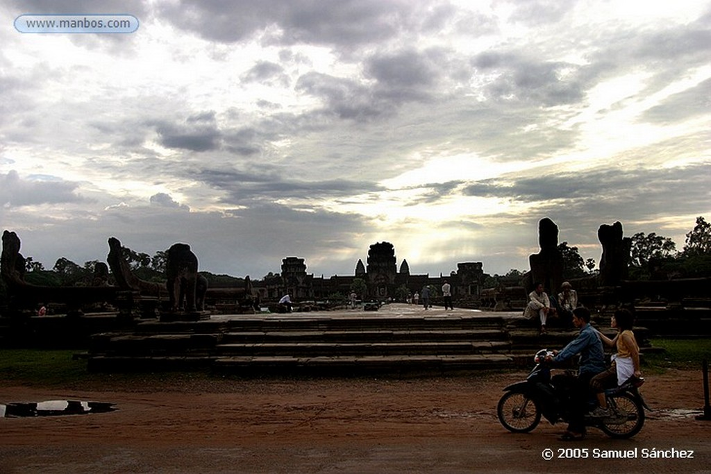 Angkor Angkor Wat Temple Angkor