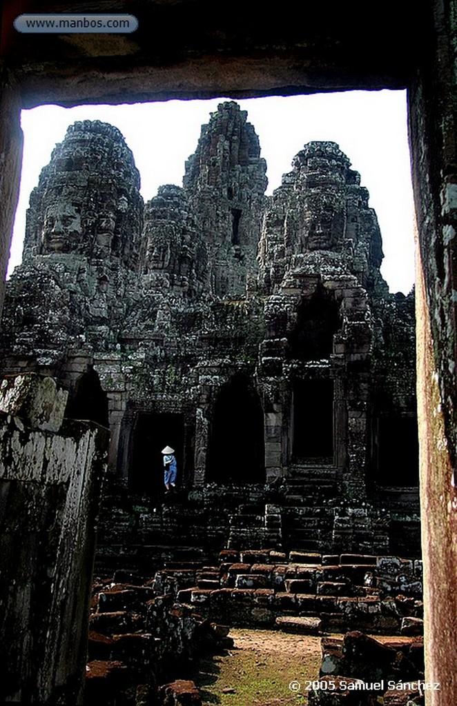 Angkor Ta Promh Temple Angkor