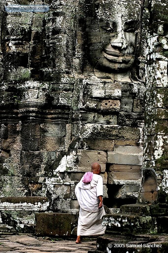 Angkor Bayon Temple Angkor