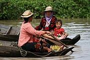 Rio Tonle Sap, Rio Tonle Sap, Camboya