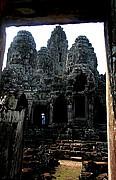 Templo Bayon, Angkor, Camboya