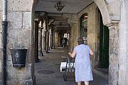 Rua do Franco, Santiago de Compostela, España
