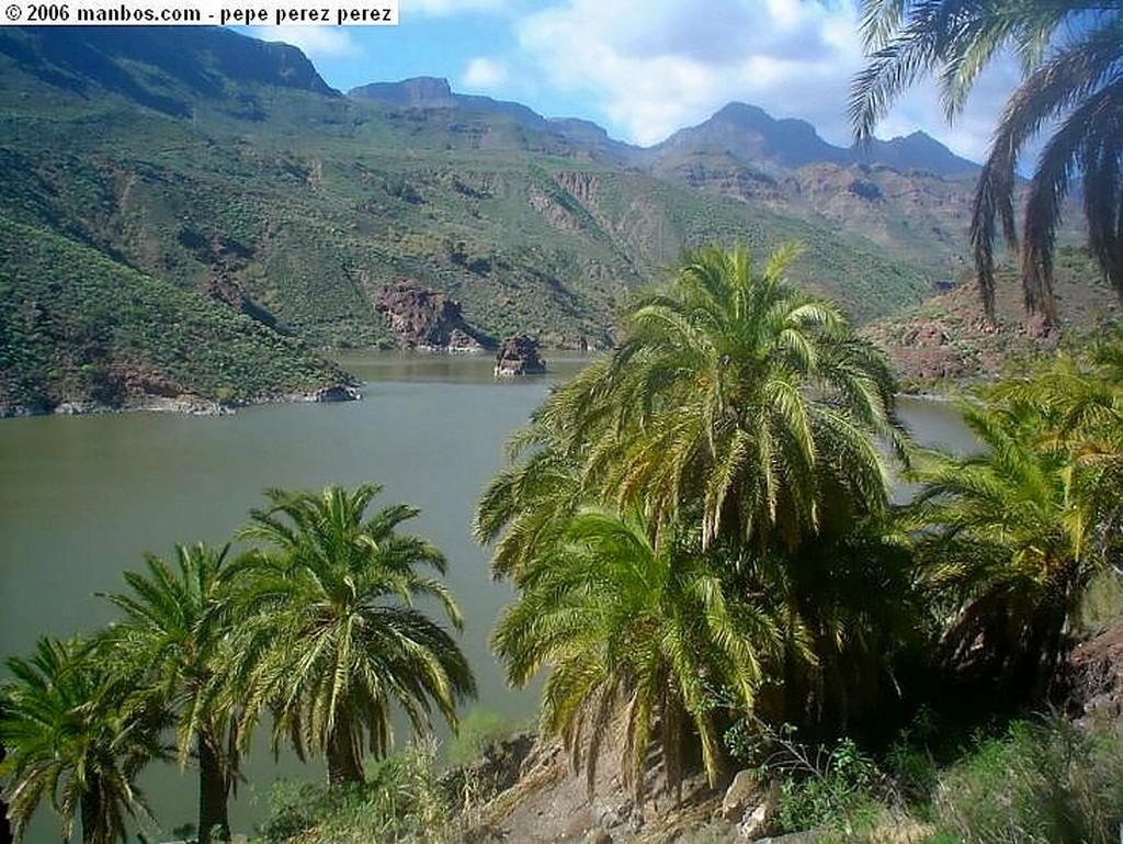 Gran Canaria Presa del Parralillo Canarias