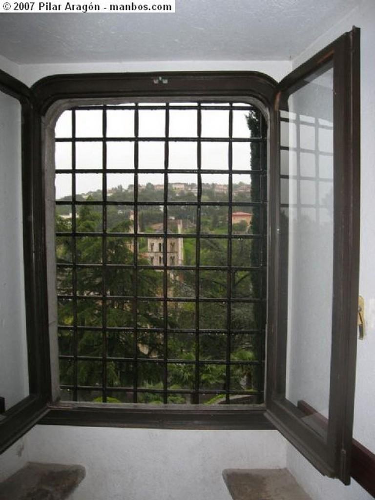 Girona Girona desde una ventana Gerona