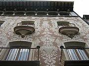 Paseo de Miquel Blay, Olot, España